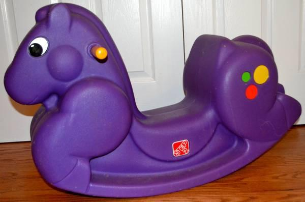 Step 2 Rocking Horse Toy - $10