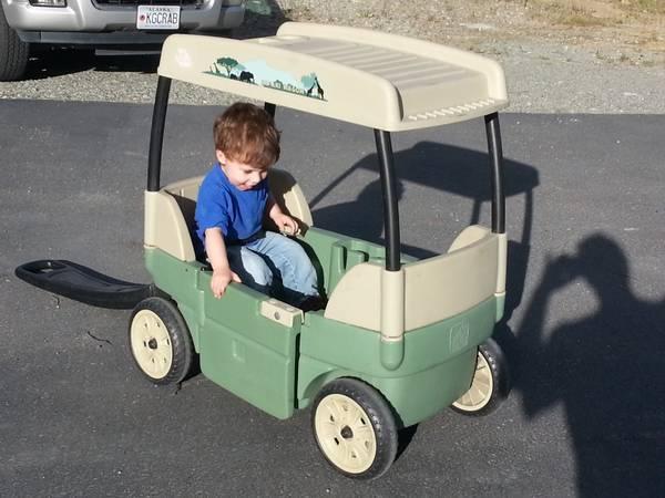 Step 2 Safari Kids Wagon For Sale In Wasilla Alaska