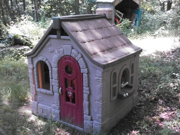 Step 2 Storybook Cottage Playhouse - $300