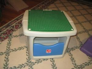 STEP2 LEGO DUPLO TABLE - $20 (OXFORD)