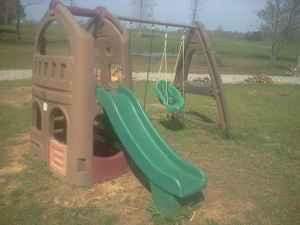 Step2 Swing Set For Sale Baxter Tn For Sale In Cookeville