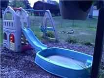 Step2 Swingset Slide And Pool Mansfield For Sale In Mansfield Ohio Classified