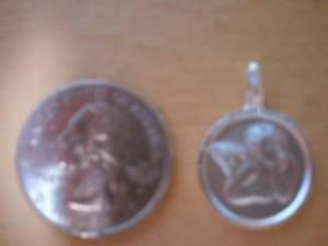***STERLING SILVER ANGEL **** - $35 (Menands)