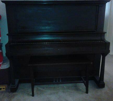 Sterling Piano Company and Huntington Piano Company