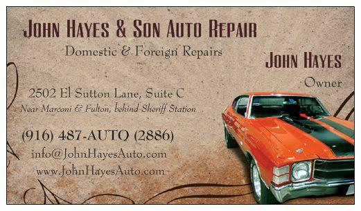 Steve Hayes & Boy Auto-Repair - Complete Automotive