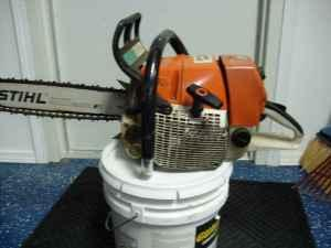 sthil chainsaw - $505 (ava)