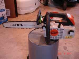 Stihl MS200T Chain Saw Made in Germany - $450 (Sharon)
