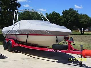 stingray 2003 20 ft ski fish for sale in killeen texas classified. Black Bedroom Furniture Sets. Home Design Ideas