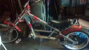 stingray chopper bike - $60 topeka