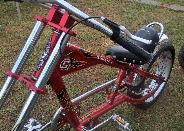 Stingray Schwinn by Orange County Choppers bike