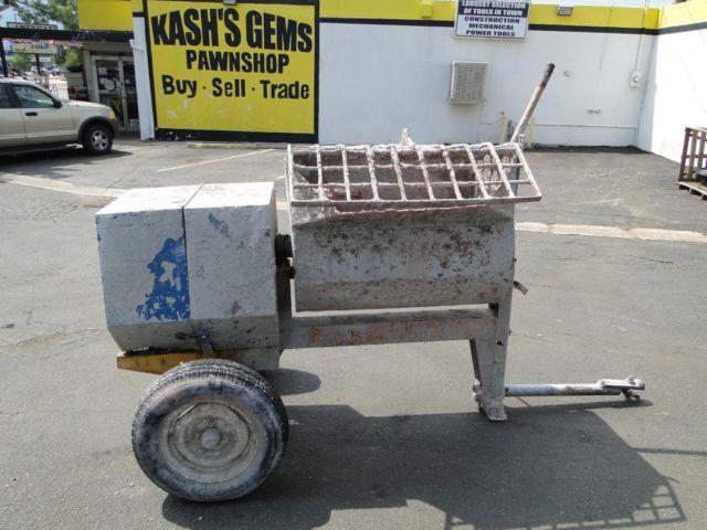 Mortar Mixer For Sale >> Stone Gas Powered Concrete Cement Mortar Mixer Towable