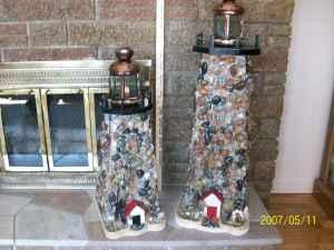 Stone lighthouses bay city mi for sale in saginaw michigan stone lighthouses 85 bay city mi sciox Choice Image