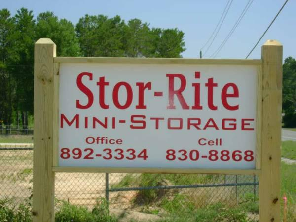 Stor-Rite Mini Storage