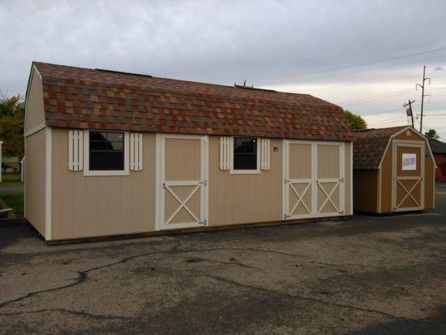 STORAGE BUILDING FOR YOUR TOOLS, TOYS, BOAT or