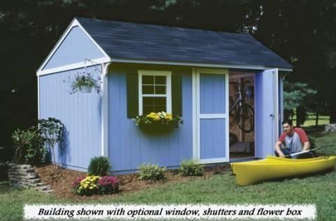 Storage Buildings/Sheds/ Playsets