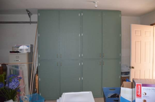 Storage cabinet for Sale in Topeka Kansas Classified