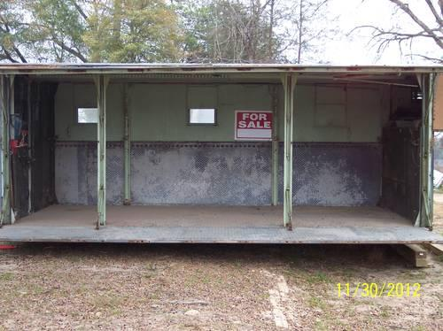 Man Cave Classifieds : Storage man cave deer cabin for sale in tyler