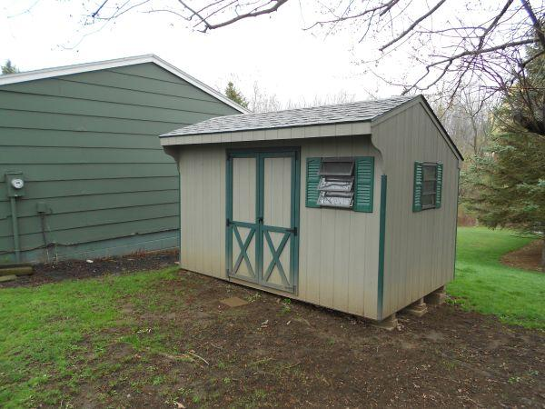 Garden Sheds Rochester Ny delighful garden sheds rochester ny shed snow fall in bambi drive