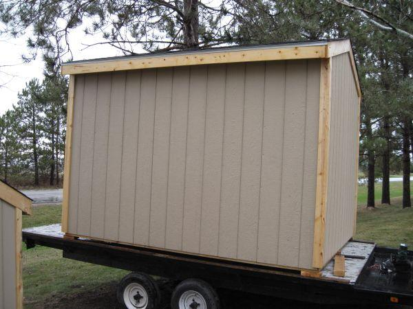 tuff sheds used 8 ft x 12 ft need storage for sale 2 tuff sheds used