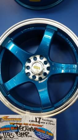 Tire Sale Raleigh Nc >> STR!!!!!!!!! Rines de colores - for Sale in Raleigh, North ...