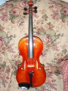 Stradivarius Violin Karl Hofner 1967 - $500 Juneau