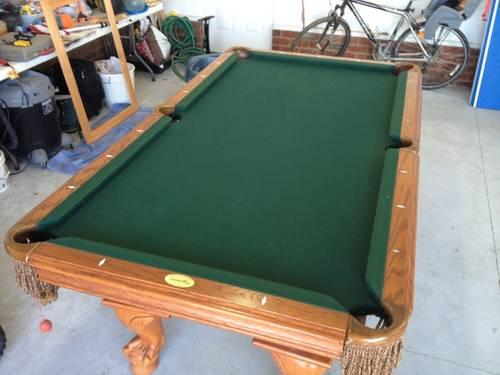 pool table fischer for sale in north carolina classifieds & buy and