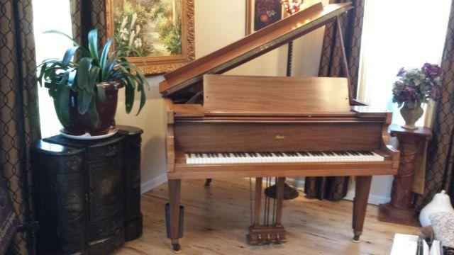 Straube Baby Grand Piano For Sale In Cave Junction Oregon