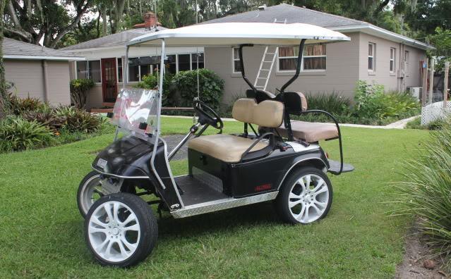 Street Legal EZ-GO Golf Cart - (Edgewater) for Sale in Orlando ... on custom golf carts street legal, golf car street legal, gem golf carts street legal, gas golf carts street legal,