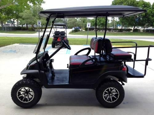 Street Legal Lifted Gas Electric Golf Carts For Sale For Sale In West Palm Beach Florida Classified Americanlisted Com