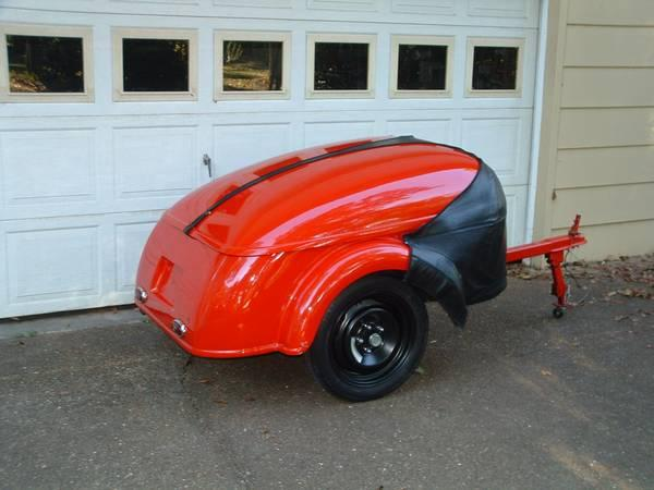 street rod luggage trailer