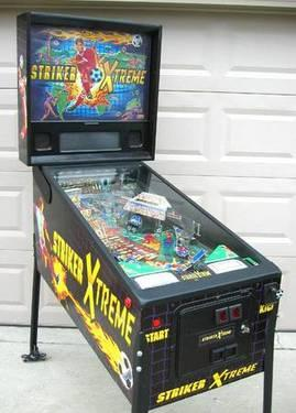 Striker xtreme by stren pinball