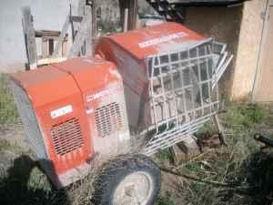 stucco mixer - $750 (chino valley)