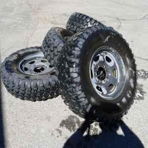 Studded Snow Tires - $400 (Incline Village Nv.)