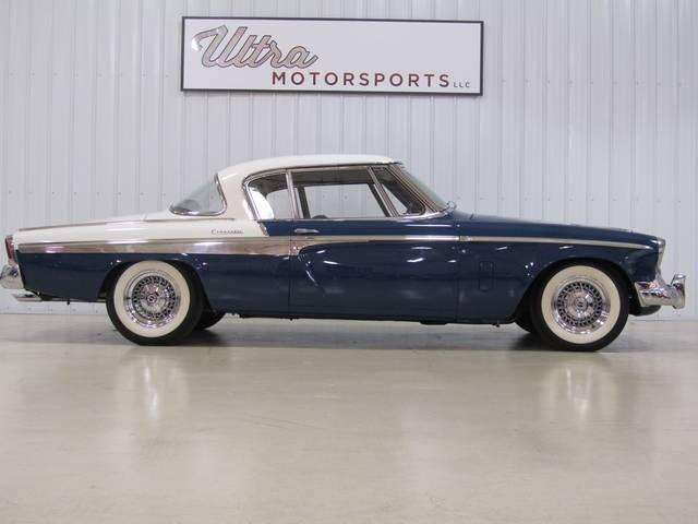 studebaker commander 1955 for sale in fort wayne indiana classified. Black Bedroom Furniture Sets. Home Design Ideas