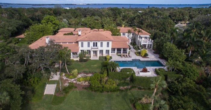 Stunning Estate In Sewall's Point