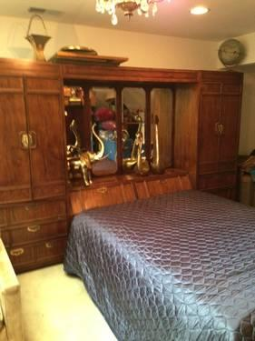 Stunning Thomasville Pier 4 Piece Bedroom Furniture This