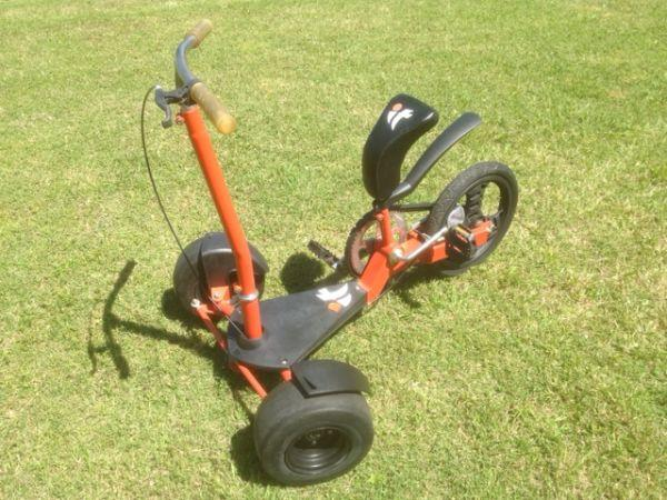 STUNT TRIKE WRFF-IT BIKE BE THE ENVY OF YOUR NEIGHBOR HOOD - $70 (CLAREMORE, OK.)