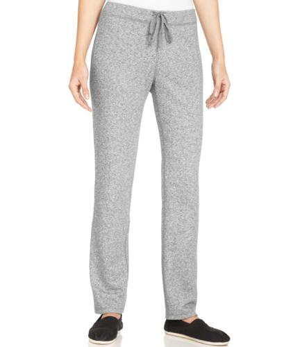 6d68f2bea56 Style co. Sport French-Terry Straight-Leg Sweatpants for Sale in ...
