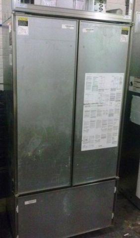 Sub Zero 36 Quot Built In French Door Refrigerator Freezer