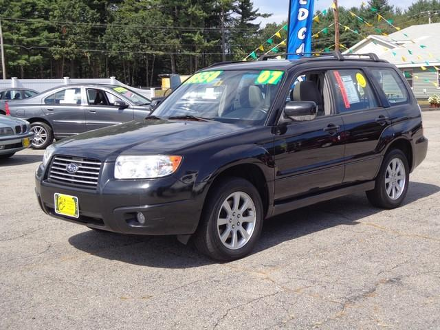 subaru forester 2007 for sale in gonic new hampshire. Black Bedroom Furniture Sets. Home Design Ideas