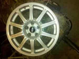 Subaru Wrx Sti wheels - $250 Franklin