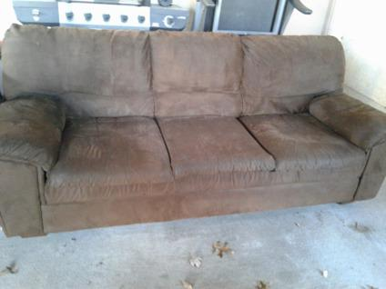 Suey Brown Sofa