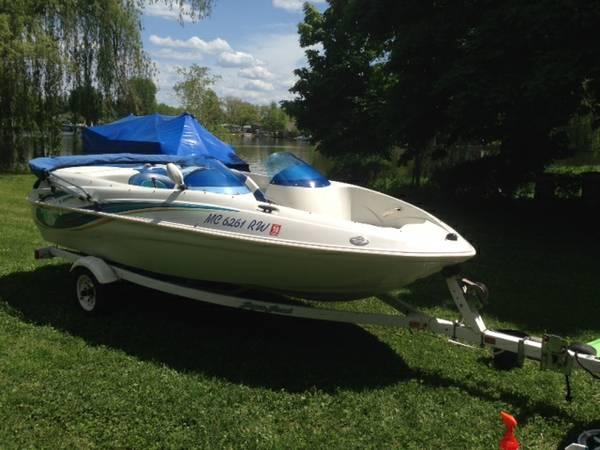 Sugar Sand Jet Boat for sale in Waterford, Michigan