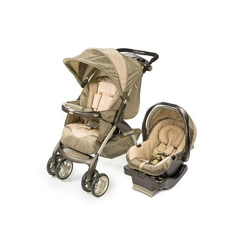 Summer Infant Prodigy Traction Travel System Stroller -