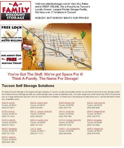 summer special self storage portable storage options free rent 17 locations in tucson. Black Bedroom Furniture Sets. Home Design Ideas
