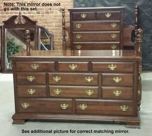 Sumter Queen/Full Bedroom Set