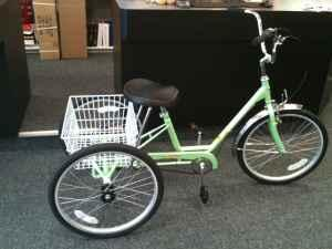 Sun Adult Tricycle W 3 Speed Blowout Saginaw For