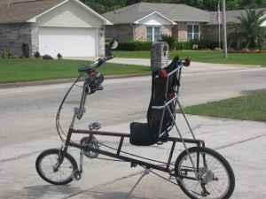 Sun Long Distance Recumbent Bicycle 1000 Navarre
