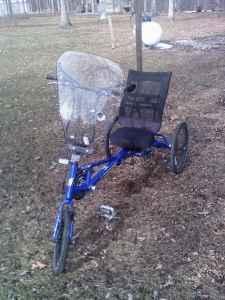 Sun X3 SX Recumbent Adult Trike $950/OBO - $950