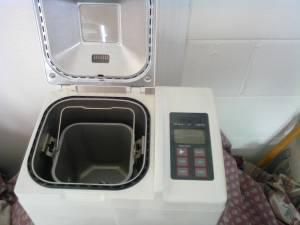 Details for: Sunbeam Oster Automatic Bread Machine Model 4811 w/manual ...